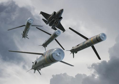 Thumbnail - UK orders production of MBDA's SPEAR mini-cruise missile