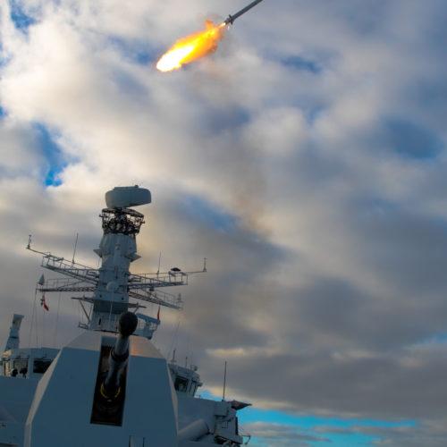 Thumbnail - MBDA's Sea Ceptor ordered for Brazilian Navy